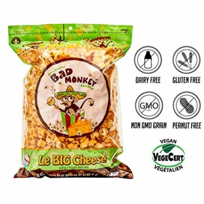 Product Review: Bad Monkey Popcorn